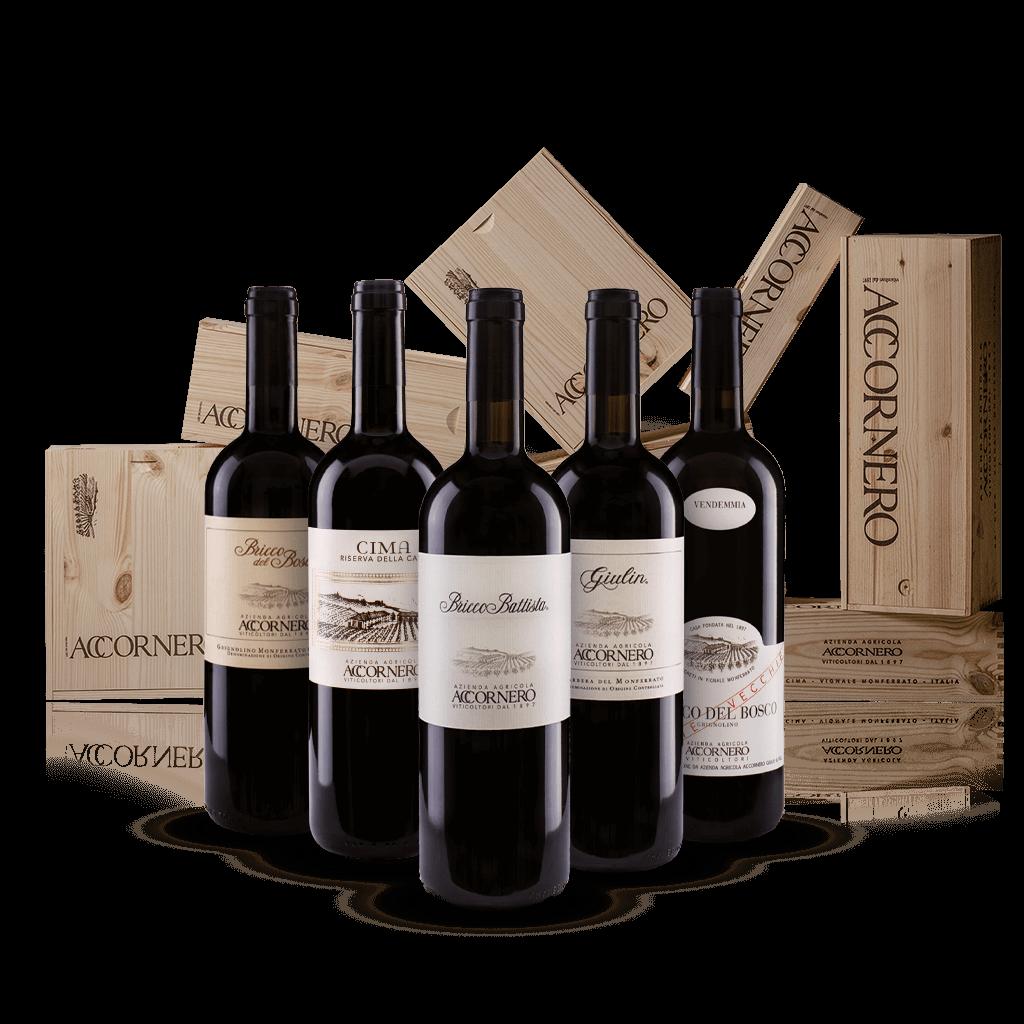 Accornero vini del monferrato